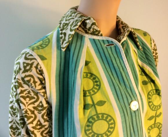 Vintage västklänning 60-70 tal